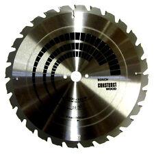 Bosch HM Kreissägeblatt, Sägeblatt Construct Wood 400x30x3,5 mm, nagelfest, Z=28