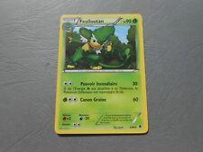 Carte pokémon Noir et blanc - Pouvoirs émergents 2/98 Feuiloutan PV90 RARE FR