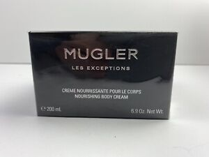 Thierry Mugler LES EXCEPTIONS NOURISHING Over the Musk Body Cream 6.9oz 200ml