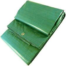 Wurko 303156 - toldo rafia 5x8 verde con Ollaos