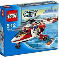 LEGO City (7903) Rettungshubschrauber BRANDNEU MIT OVP 2006