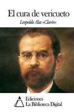 El Cura de Vericueto by Leopoldo Alas «Clarín» (2014, Paperback)