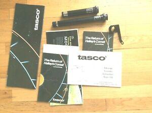 Tasco Telescope Parts and Manuals