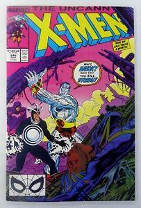 Marvel UNCANNY X-MEN (1989) #248 Key 1st Jim LEE Art FN/VF (7.0) Ships FREE!
