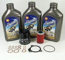 KTM LC4 400 620 625 640 660 Service Wartung Ölwechsel Shell 15W-50 15W50 KIT