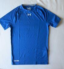 UNDER ARMOUR Heatgear Compression  T-Shirt blau Größe XL ***NEU***
