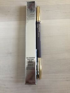 Lancome Le Crayon 102 Taupe Poudre Brow Expert Powder Pencil Brows Full Size NIB