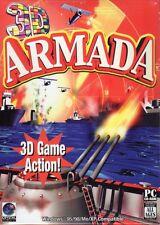 Armada 3D (PC-CD, 2004) for Windows 95/98/ME/2000/XP/Vista - NEW in BOX