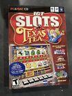 Igt Slots: Texas Tea Windows Mac Pc Computer Game Gambling Action Sealed