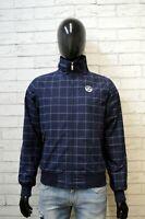 NORTH SAILS Uomo S Giacca a Vento Blu Giubbino Cappotto Giubbotto Jacket Man