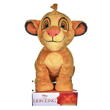 Official Disney The Lion King Young Simba Soft Toy 25cm