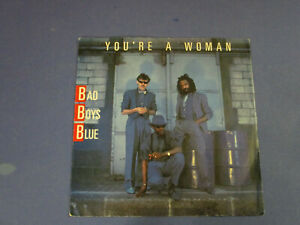 SI  :  BAD BOYS BLUE ,  YOU`RE A WOMAN ,     D - 1985 ,