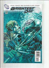 BRIGHTEST DAY #11 Limited to 1:10 Aquaman variant by Ivan Reis! NM