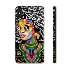 Melanin Queen Case Mate Tough Phone Cases