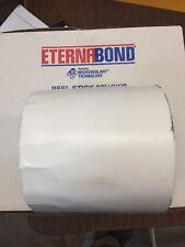 "6"" x 50 ft Eternabond Roof Leak Repair Tape Patch Seal White - 50 Feet, 50 Foot"