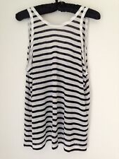 Women's Alexander Wang Striped Vest - Medium (UK12)