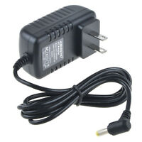 AC Adapter Charger For Sylvania DVD Player SDVD7014 SDVD7027 SDVD8730 Power Cord