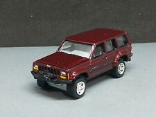 CLASSIC JEEP CHEROKEE XJ SPORT LIMITED EDITION ADULT COLLECTIBLE 1/64 SCALE