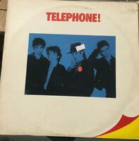 """TELEPHONE  OVED 10  LP 12"""" RECORD VINYL ALBUM FREE POSTAGE"""