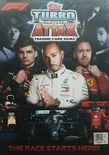 F1 Formula 1 Turbo Attax Trading Card Singles (Topps, 2020) *YOU CHOOSE*