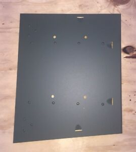 Military HUMVEE M998 Right Rear Seat Support Tray 12339047-2, 2540-01-185-4387