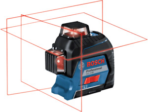 Bosch GLL 3 - 80 Professional livella laser a linee