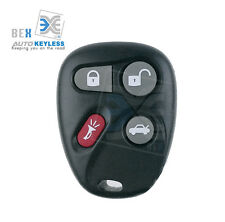 Replacement Keyless Remote Fob for 01-04 Chevy Corvette/ Cadillac Seville/ Alero