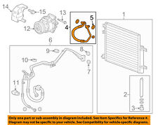Chevrolet GM OEM 13-14 Spark Air Conditioner-Discharge Hose 95244760