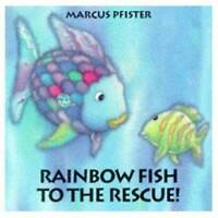 New, Rainbow Fish to the Rescue, Marcus Pfister, Book