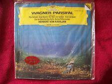Wagner-parsifal scènes Karajan Deutsche phonographe LP OVP NOUVEAU