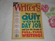 WRITER'S DIGEST APRIL 1991 *SIGNED*