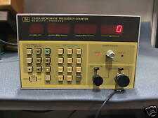 Hp 5342a Microwave Frequency Counter