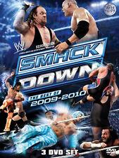 WWE The Best Of Smackdown 2009 - 2010 3x DVD DEUTSCH