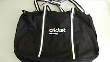 CRICKET LOGO  DUFFLE BAG NEW