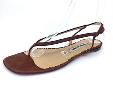 57de35e573246 Manolo Blahnik Sandals and Flip Flops for Women for sale | eBay