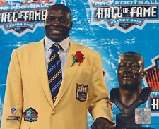 "BRUCE SMITH "" Buffalo Bills Hall of Fame Induction "" NFL LICENSED 8x10 photo"
