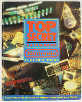 Top Secret Passwords 1992 Official Nintendo Player's Guide 160 Pgs Paperback