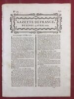George Washington 1777 USA Compagnie des Indes Madras Pennsylvanie Gibraltar