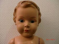 sehr schöne Puppe 68cm alt antik 50er Jahre Celluloid Zelluloid TOP Zustand #212
