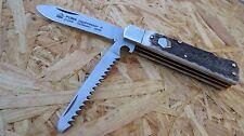 Puma Taschenmesser Jagdmesser Jagd Messer 1.4110 Stahl Hirschhorn 328609