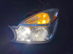 04-05 Buick Rendezvous Driver Headlight Head Light Lamp Left Oem