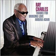Ray Charles Thanks For Bringing Love Around Again CD NEW SEALED