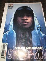 Miles Morales Spider-Man #8 (9.6-9.8 Unread Saladin Ahmed 1st Print)