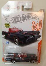 Hot Wheels Treasure Hunt TV Batmobile DC Comics Batman ID chase car MIP