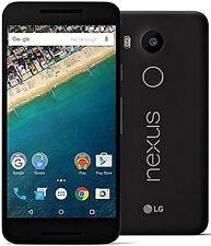 "LG Nexus 5X H790 32GB (Black) 4G LTE 5.2"" 12MP Android (Unlocked) Smartphone N/O"
