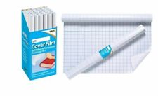 Roll Quality Clear Self Adhesive Film 33Cm X 3M Sticky Exercise Book Cover Paper