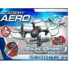 Axail Drone 3 2.4 GHz multi-copter Black / Drone / multi-copter