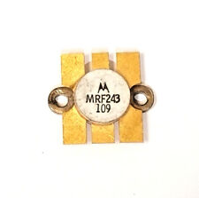 NEW MOTOROLA MRF243 RF Power Transistor