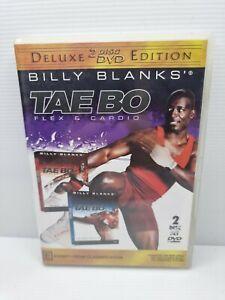 Billy Blanks Tae Bo Flex And Cardio