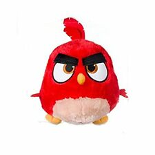"NEW OFFICIAL 8"" ANGRY BIRD RED HATCHLINGS ANGRY BIRDS THE MOVIE PLUSH SOFT TOYS"